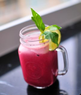 Morning-juice